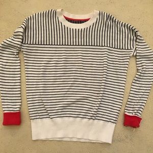 Abercrombie & Fitch Women's Striped Sweater